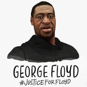 George Floyd was killed in an unprovoked attack by a Minnesota police officer in the US on May 25, 2020.